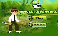 ben 10 jungle