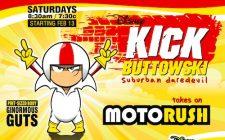 kick motoruh