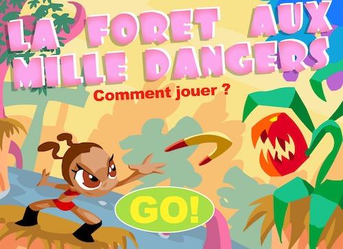 Dangerous Forest (La Foret Aux Mille Dangers)