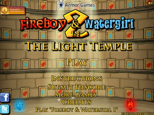 Game fireboy and watergirl cool math games - The Light ...  Cool Math Games Fireboy And Watergirl