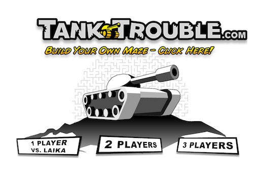 Tank Trouble 1 >> Tank Trouble 4 Cool Math Games 4 Kids