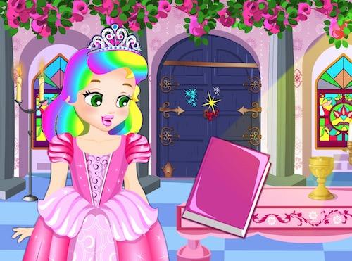 Princess Juliet Escape Treasure Island