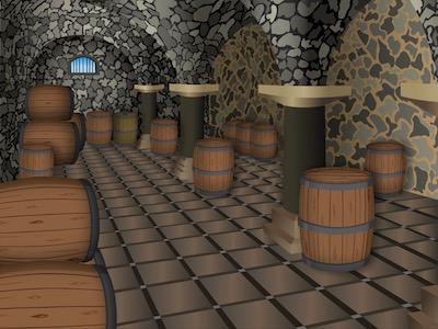 Wine Cellar Escape