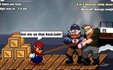 dwarf on the wharf