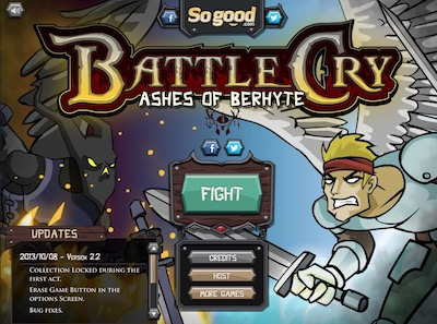 Battle Cry: Ashes of Berhyte