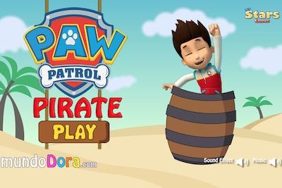 Paw Patrol Pirate
