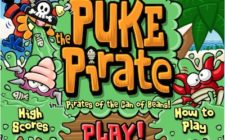 puke pirate