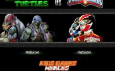 ninja turtles power ranger