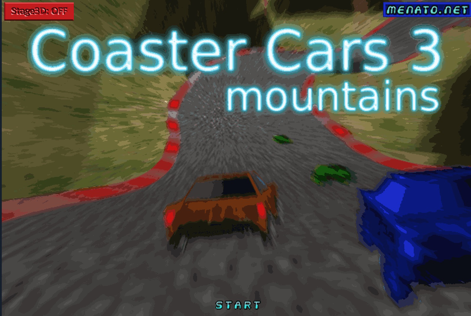 Coaster Cars 3 Mountains