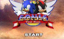 sonic test run
