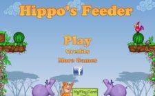 hippo feeder