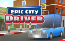 Epic City Drive game