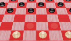 Play Checkers 3D Online