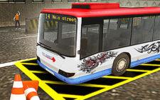 bus parking sim