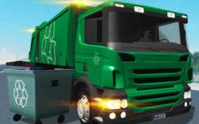 trash truck sim